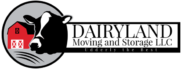 Dairyland movers logo